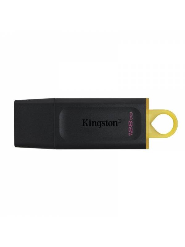 MEMORIA USB 3.2 128GB KINGSTON  DATATRAVELER EXPDIA NEGRO