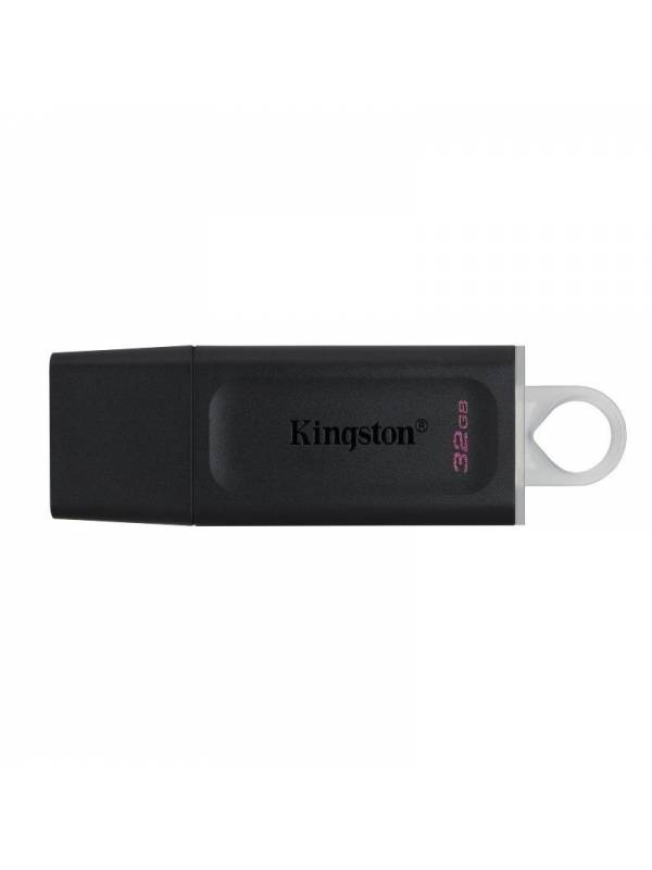 MEMORIA USB 3.2  32GB KINGSTON  DATATRAVELER NEGRO