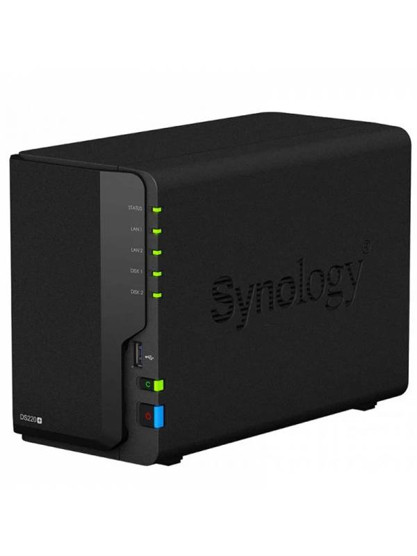 CAJA NAS DS220+ SYNOLOGY