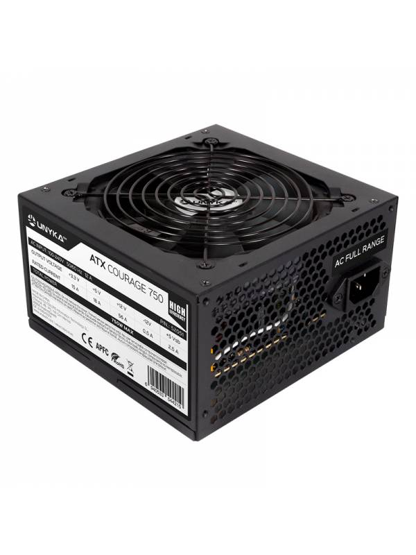 FUENTE 750W56A COURAGE SERIES