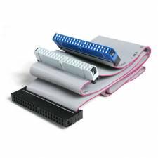 CABLE HD/DVD IDE ATA/ 66 50CM  3 CONECTORES 18
