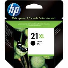 CARTUCHO HP C9351CE N21XL NEGR O