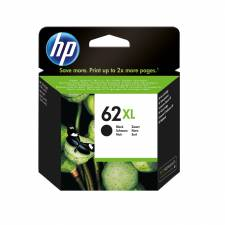 CARTUCHO HP C2P05AE 62XL NEGRO