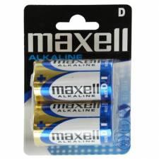 PILA 1.5V MAXELL 2UNDS BLISTER