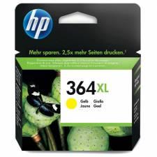 CARTUCHO HP CB325EE N364XL AMA RILLO ALTA CAPACIDAD