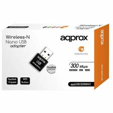 WIRELESS USB  300MPBS APPROX   NANO