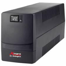 SAI 2.1KVA INTEGRA SUPRA 2201  1200W 4XSCHUKO/LCD/USB/RJ45