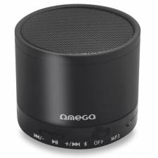 ALTAVOZ MINI PORTABLE BT OMEGA  V 3.0 NEGRO