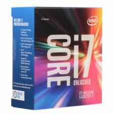 CPU INTEL S-2011 CORE I7-6850K  3.6GHZ BOX