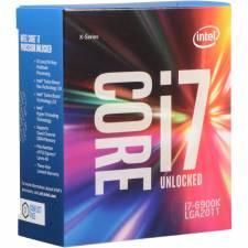 CPU INTEL S-2011 CORE I7-6900K  3.7GHZ BOX