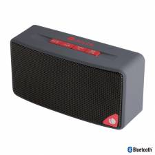 ALTAVOZ MINI PORTABLE BT NGS   FM RADIO ROLLER JOY GRAY