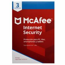 AV IS.  3LC MCAFEE SECURITY