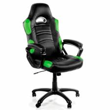 SILLA GAMING ENZO-GN VERDE