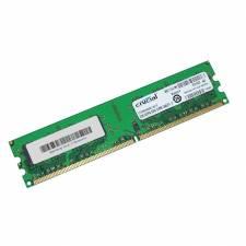 DDR2 2GB/800 CRUCIAL