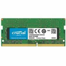 SODIMM DDR4  4GB/2400 CRUCIAL