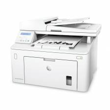 MULTIF. LASERJET HP B/NM227SDN DUPLEX RED