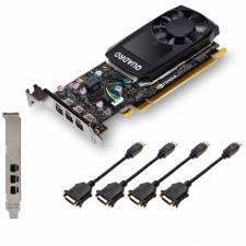 VGA P400     2GB GDDR5 PNY     QUADRO