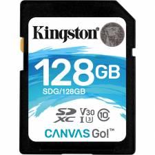 MEMORIA DG 128GB KINGSTON SD   CANVAS GO CLASE 10