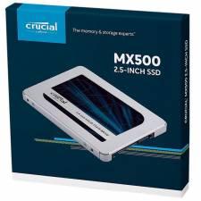 DISCO SSD  250GB CRUCIAL  SATA 3 7mm SIN ADAPTADOR