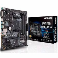 PLACA S-AM4 ASUS B450M-A PRIME