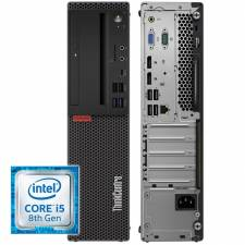 PC LENOVO THINKCENTRE M720S I5 -8400 8GB SSD 256GB W10PRO
