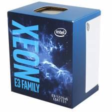 CPU INTEL S-1151 XEON E3-1225V 6 BOX CON VENTILADOR