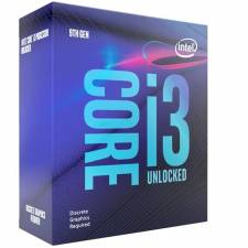 CPU INTEL S-1151 CORE I3-9350K F 4GHZ BOX SIN VENTILADOR