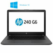 NB 14 HP 240 G6 I5-7200 8GB   SSD 256GB W10 NEGRO