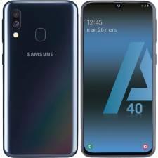 SMARTPHONE 5.9 SAMSUNG A40    4GB 64GB NEGRO