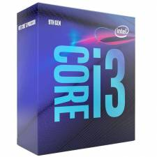 CPU INTEL S-1151 CORE I3-9100  3.6GHZ