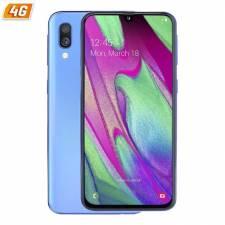 SMARTPHONE 5.9 SAMSUNG A40 4G B 64GB AZUL