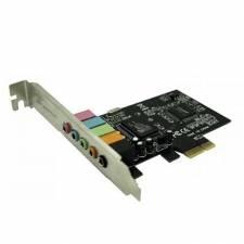 TARJ. SONIDO PCIEX APPROX PCI- E 5.1