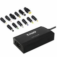 ALIMENTADOR PORT. 100W TOOQ    1 X USB 12 CONECTORES