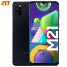 SMARTPHONE 6.4 SAMSUNG GALAXY  M21 4GB 64GB NEGRO