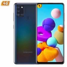 SMARTPHONE 6.5 SAMSUNG GALAXY  A21S 4GB 64GB NEGRO