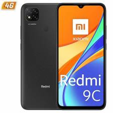 SMARTPHONE 6.53 XIAOMI REDMI  9C 3GB 64GB GREY