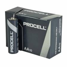 PILAS  AA 10 UNDS PROCELL