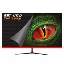 MONITOR 27 KEEP OUT XGM27QHD+  2K 144Hz  NEGRO/ROJO