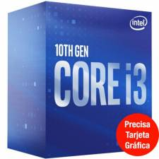 CPU INTEL S-1200 CORE I3-10100 F 3.6GHz BOX