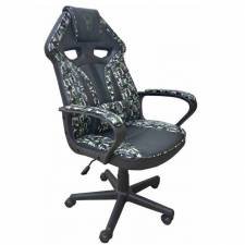 SILLA GAMING WOXTER STINGER ST ATION VERDE EJERCITO