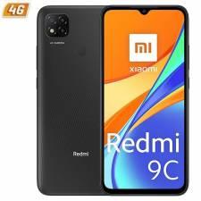 SMARTPHONE 6.53 XIAMOI REDMI  9C NFC 3GB 64GB MIDNIGHT GRAY