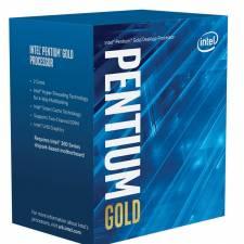 CPU INTEL S-1200 CORE G6400 4G HZ GOLD BOX