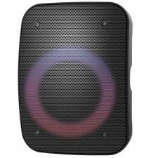 ALTAVOZ BT + RADIO PLATINET    + MICROFONO KARAOKE LED
