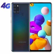 SMARTPHONE 6.5 SAMSUNG GALAXY  A21S 3GB 32GB NEGRO