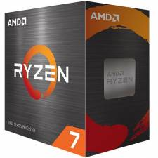 CPU AMD S-AM4 RYZEN 7 5800X 3. 8GYZ BOX SIN VENTILADOR