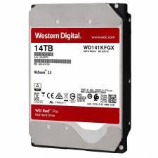 DISCO 3.5  14TB WD SATA3 RED  PRO