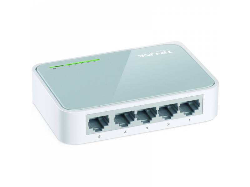 SWITCH 100   5PTOS TP-LINK TL- SF1005D