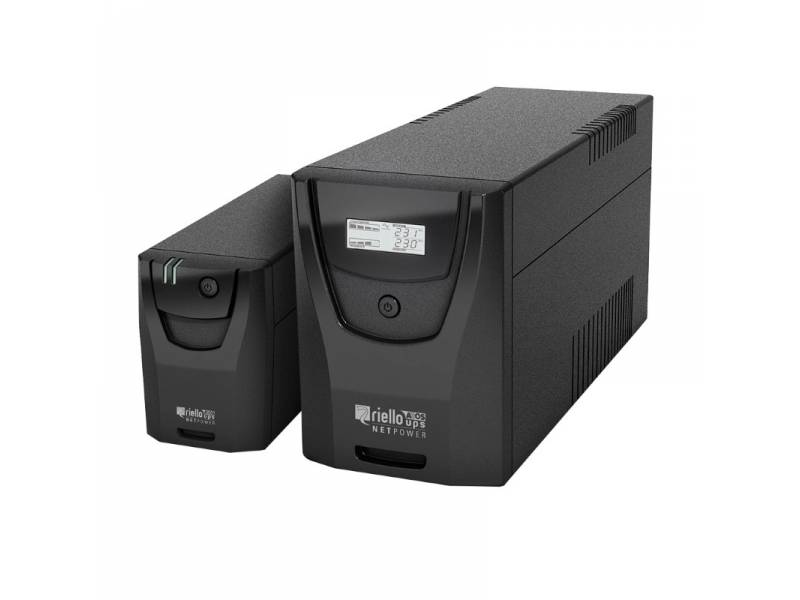 SAI 1.5KVA RIELLO NET POWER NP W1500/900W