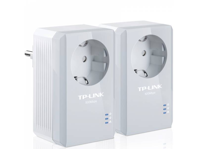 POWERLINE DUAL TP-LINK PA4010P KIT 300MTS
