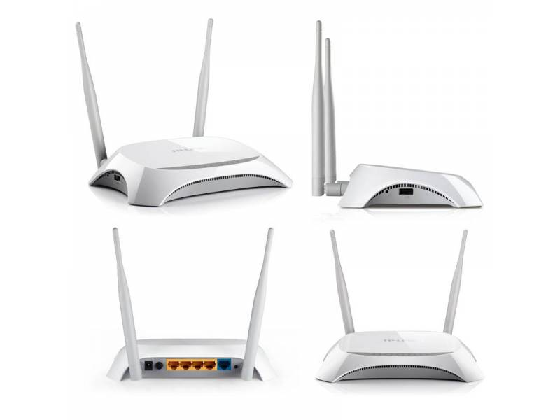 ROUTER WIRELESS TP-LINK TL-MR3 420 3G/4G